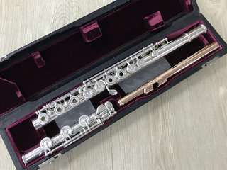 Flute and Music Theory Lessons