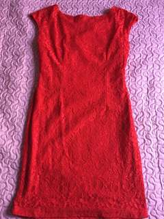 Body fit L size dress