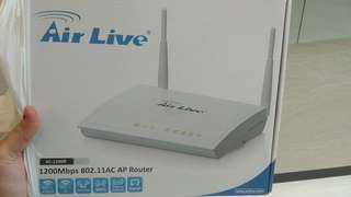 AirLive Wifi Router
