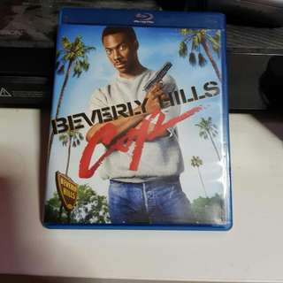 Beverly Hills Cop Blu Ray
