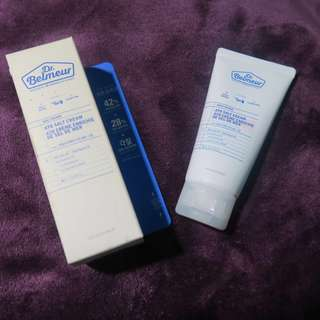 Dr. Belmeur Ato Salt Cream with free samples