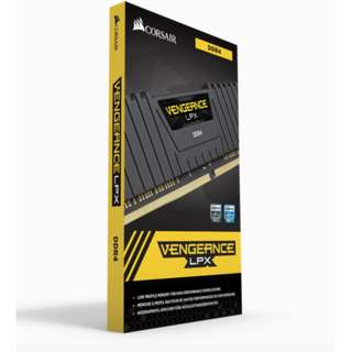 Corsair 3600MHz 16GB (2x8GB) Vengeance® LPX DDR4 DRAM