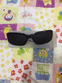 Kacamata Clearview glasses, kacamata untuk kesehatan mengobati mata minus
