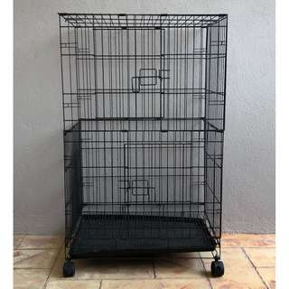 Double-storey Cat Cage (Small)