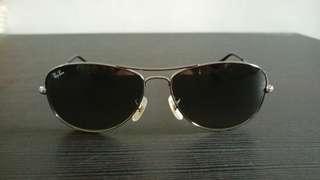 Ray Ban sunglasses silver