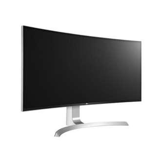 LG 34UC99-W - 34'' 21:9 Curved UltraWide IPS Display Monitor (34UC99)