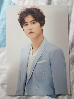 Super Junior SJ Pause 圭賢手寫信