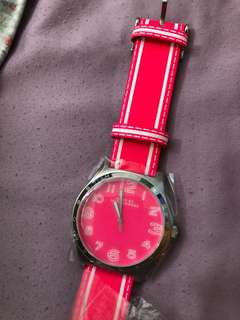 Marc By Marc Jacobs Hot Pink錶