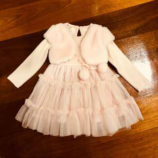 Girls Dress sz2
