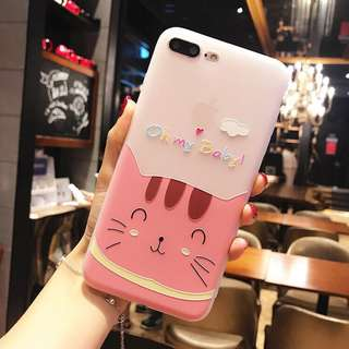 🌼C-1104 Cute Animal Soft Case🌼