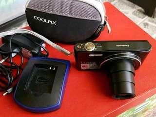 Panasonic Lumix DCM SZ8 Digital Camera