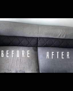 Sofa cleaning/shampooing