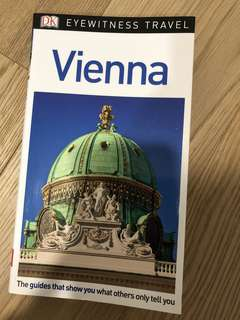 Vienna Travel Guide DK eyewitness