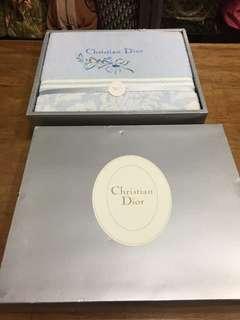 Christian Dior Towel Set