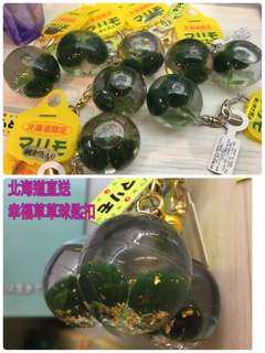 北海道 幸福 草球 草草球 匙扣