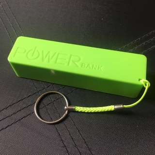 * * FREE * *Power bank portable charger