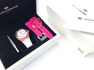 TechnoMarine Cruise Original Beach Pink Watch