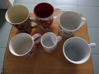 6 cups