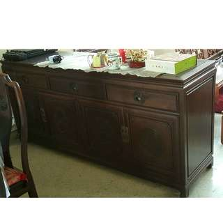Antique Rosewood cabinet. Urgent clearance