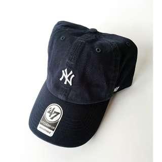 🚚 New era 小字ny cap 棒球帽 老帽