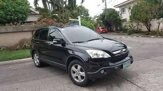 CRV Black 2008 Model