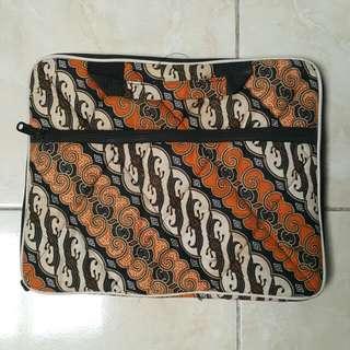 Tas Laptop Batik 12 Inch