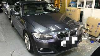 BMW 335I 2007 Cabrio