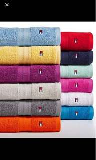 Tommy Hilfiger 大毛巾 bath towel