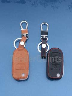 Volkswagen Leather Key Case