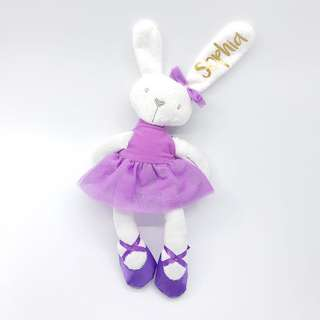 Customised Ballerina Bunny