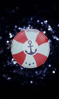 Anchor coin purse