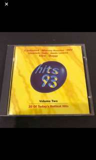 Cd box C1 - Hits 93