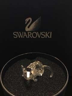 Swarovski 施華洛世奇水晶 小老鼠 擺設