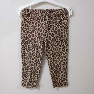 Carter's Animal Print Leggings