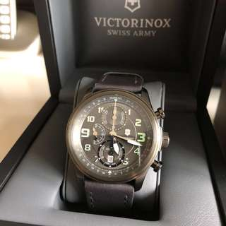 Victorinox Swiss Army Infantry Vintage Automatic Chronograph Watch