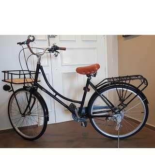 Vintage Lady Bicycle