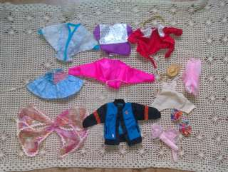 Barbie's outfit(inc pos)