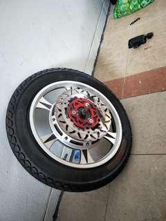 Ebike Motorhub 60v 1000W