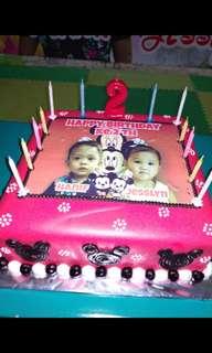 Edible Cake Foto