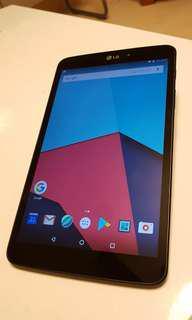 🚚 LG V-500 8.3吋高解析度平板 Android 7.1.1