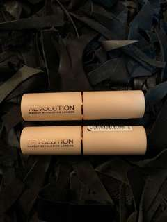 Makeup Revolution Foundation Sticks