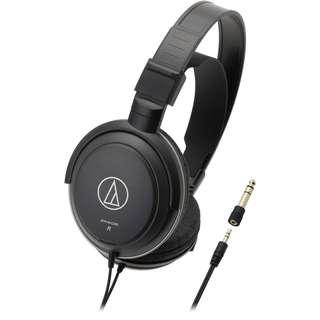(BNIB) Audio-Technica Consumer ATH-AVC200 SonicPro Over-Ear Headphones