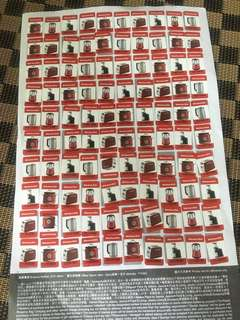 Kitchen Aid Stamps 161
