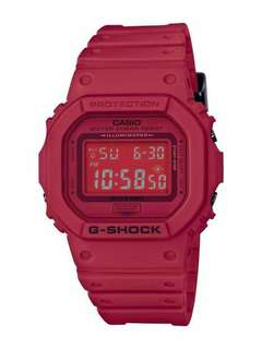 Baby-G color red