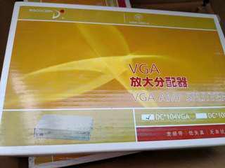 VGA amp spiltter