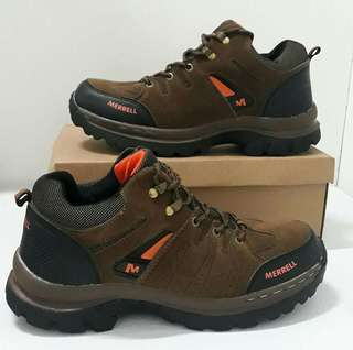 MERREL safety shoes
