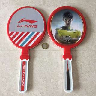 Large Lining Badminton Clappers