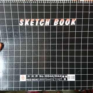Sketch book 素描簿