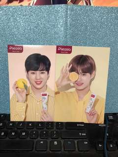 Wannaone Photo Card only