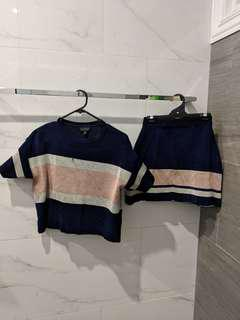 Zara Set (Top + Skirt)